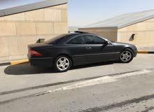 Automatic Black Mercedes Benz 2003 for sale