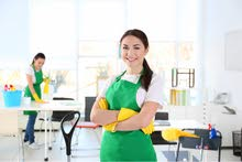 Maids and Lady Cleaners hourly at best price in Abu Dhabi