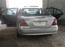 Used condition Mercedes Benz E 320 2005 with 120,000 - 129,999 km mileage