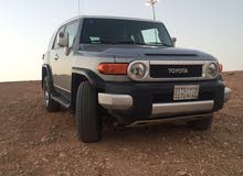 For sale 2009 Grey FJ Cruiser