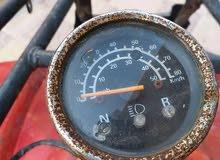 KTM motorbike made in 2008