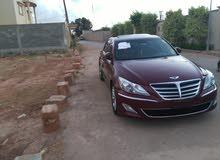 Gasoline Fuel/Power   Hyundai Genesis 2013