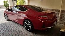 2016 Honda Accord full option