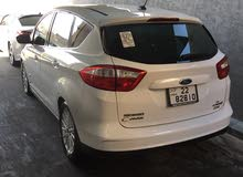 White Ford C-MAX 2014 for sale