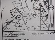 ارض زراعية قريبه جدا من ميناء صحار تبعد، 200متر