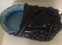 Baby travel cot bag  -