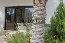 شقة ارضية طابقية في دابوق 360م