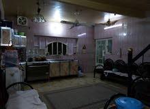 الدار للبيع مساحه 160 متر مربع طابقين الطابق الاول غرفه 4×5 ومطبخ كبير واستقبال