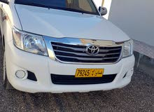 Toyota Hilux 2015 For sale - White color