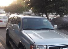 4 رانر للبيع مديل 1999