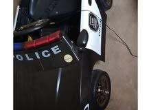 سيارات أطفال بالشحن مستعمل مع شاحن البطارية
