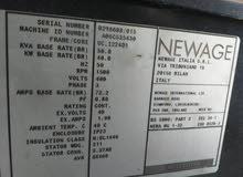 مولد بيركنز مستعمل ونظيف 51  kva مستورد من بريطانيا