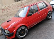 Toyota Starlet car is available for sale, the car is in Used condition