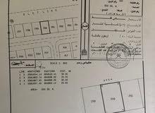 ارض سكنية العامرات الحشية الاولى اول خط من الشارع العام