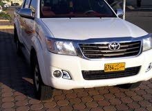 Used condition Toyota Hilux 2015 with 1 - 9,999 km mileage