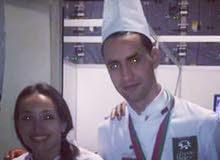 ابحت عن عمل في مجال طبخ المغربي والاروبي
