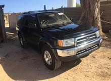 Used condition Toyota 4Runner 2000 with +200,000 km mileage