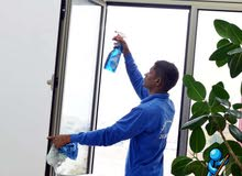 تنظيف المباني ومكافحة حشرات