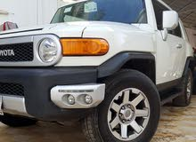 Gasoline Fuel/Power   Toyota FJ Cruiser 2015