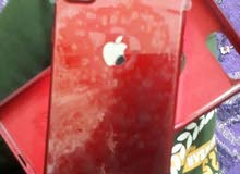 ايفون 7 بلص احمر