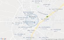 دليلة الحمايدة اراضي جنوب عمان