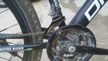 دراجة دايون 21سرعة استعمال 6شهور استعمال خفيف جدا