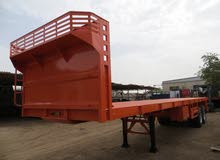 Flat bed 40ft 2 Axel