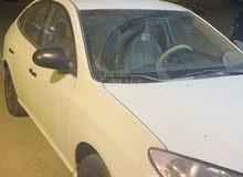White Hyundai Elantra 2008 for sale