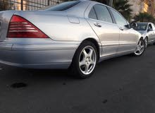 Automatic Mercedes Benz S350 2003