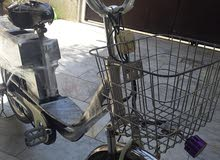سلام عليكم إخوان عندى دراجه شحن هوائية البيع ميتين وخامسين وبيها مجال الشراي