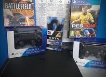 PlayStation4 500G slim R2