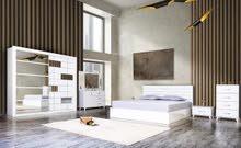 whait bedroom set