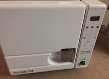 جهاز تعقيم ادوات طبية نوع فازيني ايطالي الصنع 18 لتر