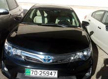 Black Toyota Camry 2019 for rent