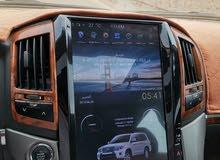 شاشة لسيارات لاندكروزر vxr