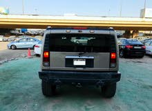 Hummer H2 2005 model for sale in installments
