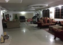 for rent villa flat with pool and garden