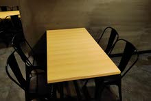 طاولتين و8كراسي