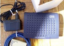 modem ZTE ZXDSL 831 series