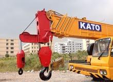 للبيع KATO كرين ياباني 50 طن