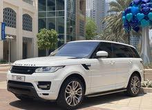 Range Rover sport  v6 GCC space