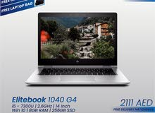 HP Elitebook 1040 G4 – Core i5 – 7th Gen – Touch Screen – [FIXED PRICE]