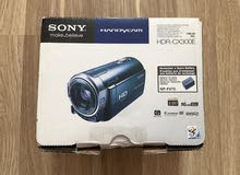 كاميرا سوني HDR-cx300e للبيع مستعمل