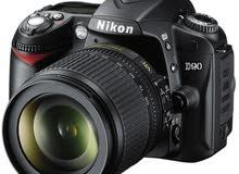 Nikon D90 SLR Digital Camera