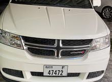 Dodge Journey Se 2018 American  White 2.4L 4 vin 7 set