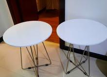 طاولات جانبيه عدد 2