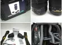 nikon d5600 sale or swap full kit (used once)