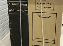 غسالة أواني جديدة بالكرتون New dishwasher in carton