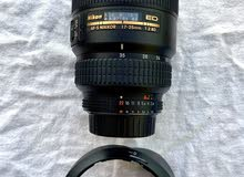 Nikon Nikkor 17-35mm f2,8G ED New Conditions