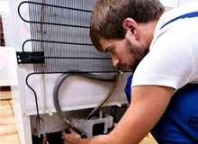 فني صيانه منزلية فريزات وتلاجات 0922707367